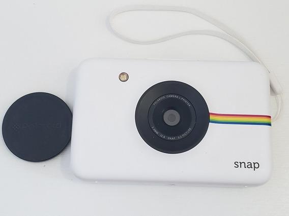 Câmera Digital Instantânea Polaroid Snap - Rolo Danificado