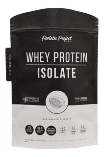 Whey Protein Isolate 2 Lb Protein Project 100% Pura