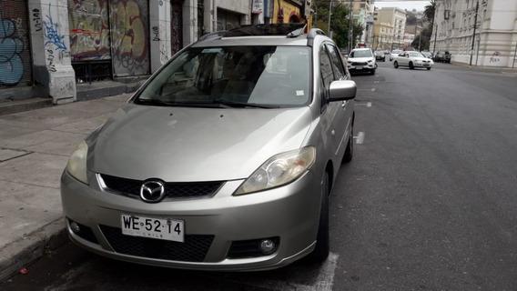 Mazda 5 2006 210 Mil Km. Bencina Motor 2.0 Automatico Sunruf