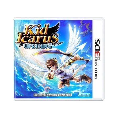 Jogo Kid Icarus Uprising - Nitendo 3ds