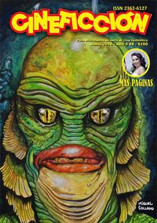 Revista Cineficción - Año 5 / Número 8 / Junio De 2018