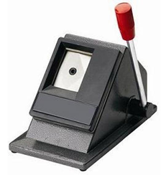 Cortador De Foto 3x4mm Profissional - Manual De Mesa