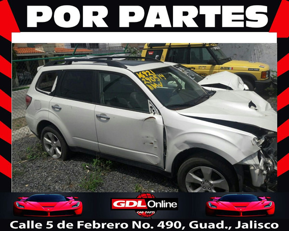 Subaru Forester Turbo Xt 2009