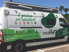 Food Truck - Renault Master Extra Furgão 2.3 - 2015 - 2015