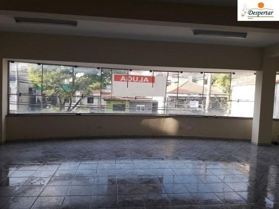 04351 - Sala Comercial Terrea, Pirituba - São Paulo/sp - 4351