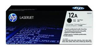 Toner Hp Original Q2612a Nuevo