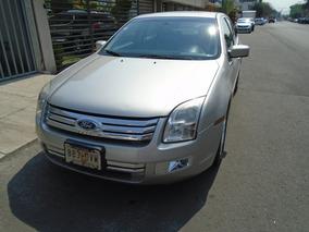 Ford Fusion Sel V6 Mt 2007