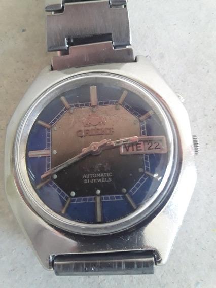 Relógio Orient Automático Original.