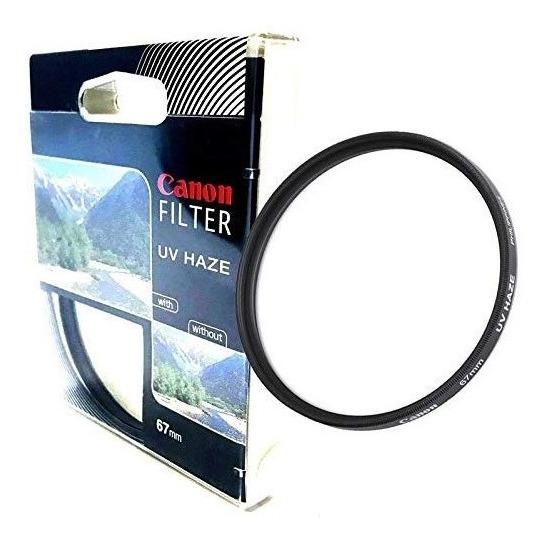 Filtro Canon Uv-1 Com 67mmm Original