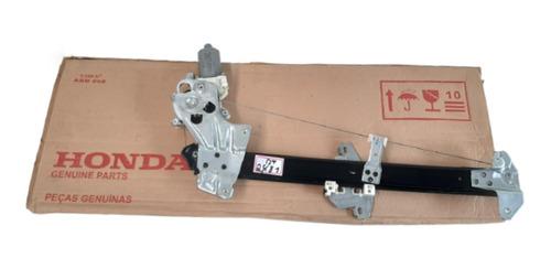 Maquina De Vidro Elétrica Dianteira Direita Fit 09 A 14
