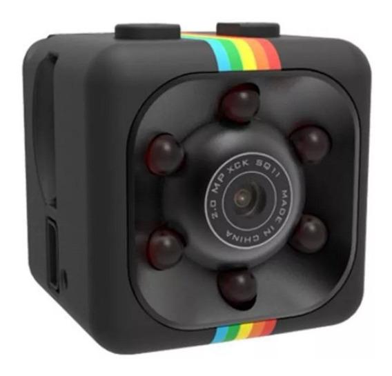 Camara Espia Oculta Zenei Sq11 1080p Full Hd 12mp
