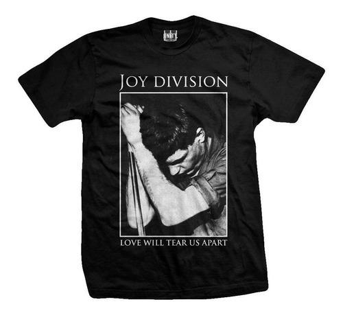 Remera Joy Division  Tear Us Apart