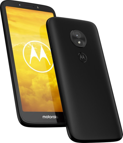 Celular Liberado Motorola E5 Play 5.3p Negro