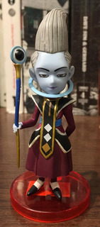 Whis Dragon Ball Z World Collectable Figure God Vs God