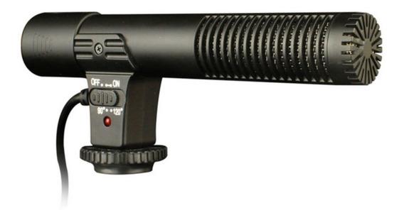 Microfone Para Canon Nikon Pentax Câmera Dslr