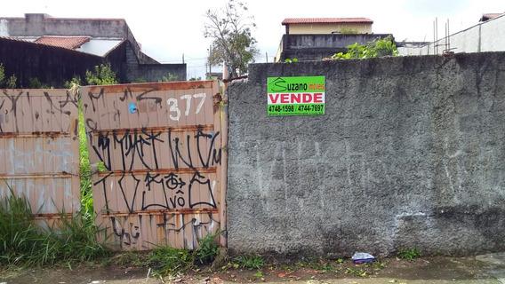 Terreno À Venda - Jardim Vitória - Suzano/sp