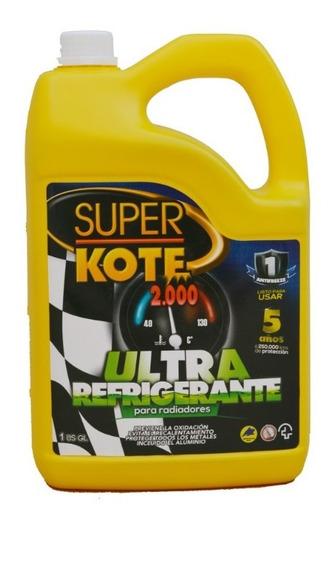 Superkote 2000 Ultra Refrigerante Amarillo 1gal
