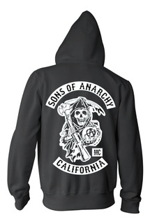 Combo Sons Of Anarchy Redwood Samcro Campera + Remera +gorra