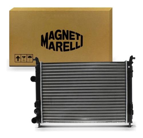 Imagem 1 de 1 de Radiador Fiat Palio 1.0 1.3 1.4 8 16v Fire 2001/...orig Behr