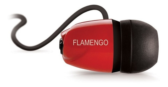 Fone De Ouvido Waldman Flamengo - Sb-10/fla