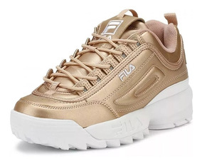 Fila Disruptor 2 Premium Metallic Rose Gold
