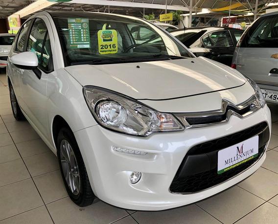 Citroën C3 1.6 Tendance Select 16v Flex 4p Automático