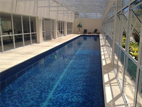 Apartamento Com 3 Dormitórios À Venda, 132 M² Por R$ 1.110.871,25 - Vila Brandina - Campinas/sp - Ap6680