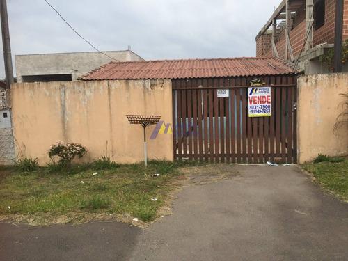 Imagem 1 de 10 de Casa Em Costeira  -  Araucária - 438