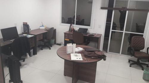Sala Para Alugar, 41 M² Por R$ 1.400/mês - Mooca - São Paulo/sp - Sa0038