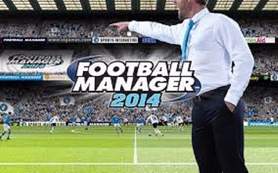 Football Manager 2014 Pc - Mídia Física Ou Digital