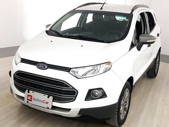 Ford Ecosport 1.6 Freestyle 16v Flex 4p Manual 2016/2017