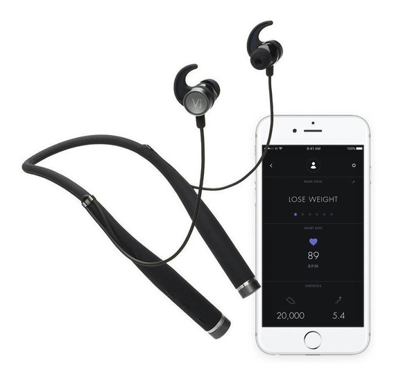 Audífono Rastreador De Ejercicios Ritmo Cardiaco Bluetooth