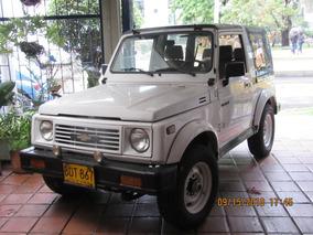 Campero Chevrolet Samurai