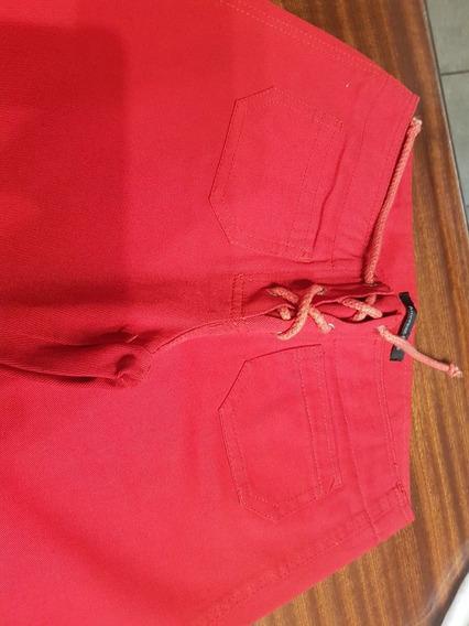 Capri American Style T S. Rojo Cordones