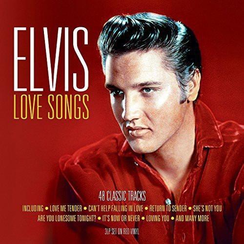 Elvis Presley - Elvis Love Songs (vinilo Triple Nuevo)