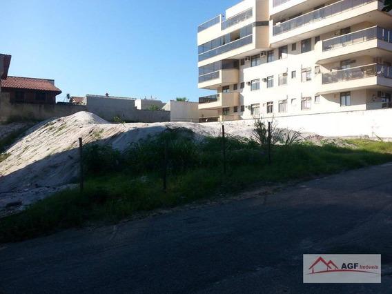 Terreno À Venda, 360 M² Por R$ 590.000 - Piratininga - Niterói/rj - Te0018