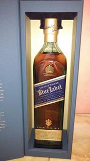 Whisky Jw Blue Platinum Gold Label 750ml Chivas Regal 18años