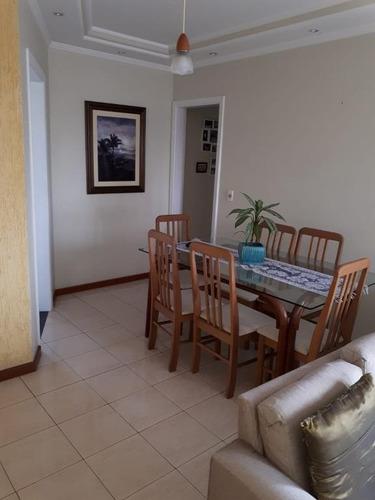 Apartamento Com 3 Dormitórios À Venda, 102 M² Por R$ 720.000 - Quarta Parada - São Paulo/sp - Ap6142