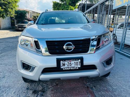 Imagen 1 de 12 de Nissan Np300 Frontier 2019 2.5 Le Aa Mt