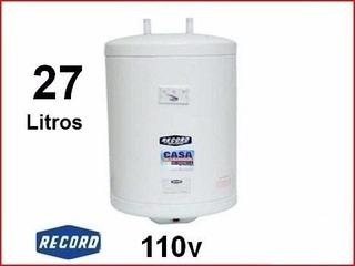 Calentador De Agua Electrico Record 27ltrs 110v Nuevo Caja