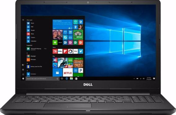 Notebook Dell I3567-3629blk Intel Core I3 2.4ghz Memória 6