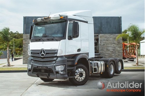 Mercedes-benz Actros 2645 Forestal 6x2 0km - Autolider