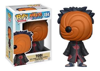 Figura Booblehead Pop! Naruto Tobi
