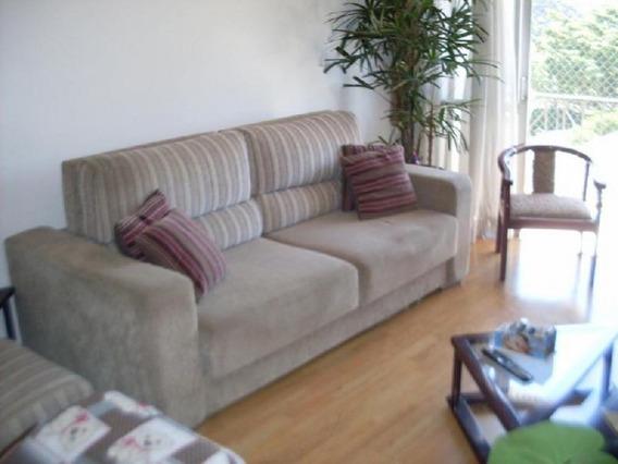 Apartamento Reformado, 3 Dormitórios, Suite, Closet, Sala Com Varanda. Próximo Ao Metrô. - 345-im99735
