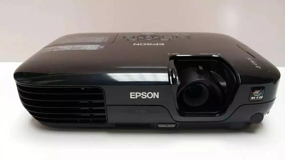 Projetor Epson S8+ H309a 2500 Lm. Powerlite S8+ Usb2.0 Svga
