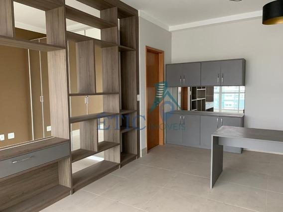 Locação De Apartamento Em Frente Ao Shopping Anália Franco Com 55m² 1 Dormitório, 2 Vagas Fixas, Varanda, Mobiliado. Lazer Completo - Ap00738 - 34306165