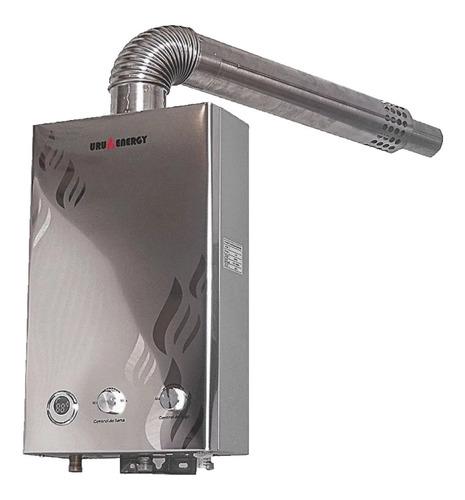 Imagen 1 de 7 de Calentador Agua Gas Instantáneo - Vir