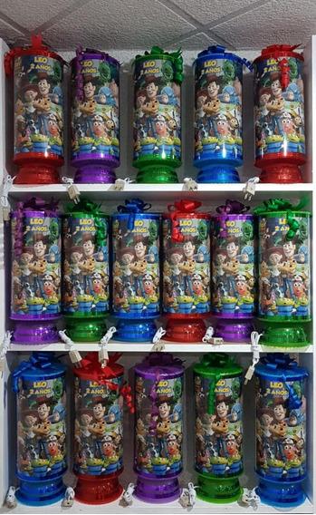 Toy Story 4,centros De Mesa 15+1regalo 16 Lamparas Personali