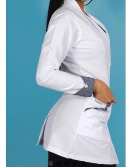 Batas Médicas Marca Suky & Ditto Mod Carmen Talla 34