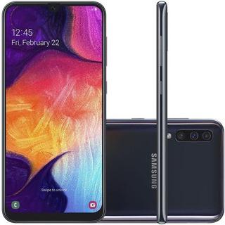 Samsung Galaxy A50 A505g 128gb 4gb Dual 4g Preto Excelente